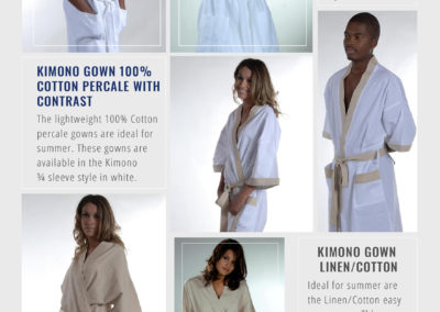 Middle Cast Catalogue Contemporary Linens - Bathrobes-Gowns-and-Slippers-2