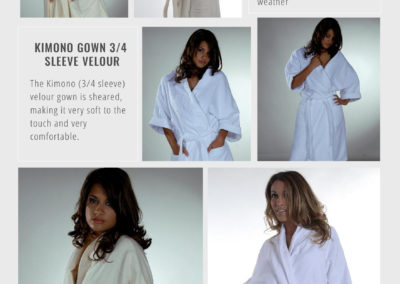 Middle Cast Catalogue Contemporary Linens - Bathrobes-Gowns-and-Slippers-3