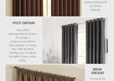Middle Cast Catalogue Contemporary Linens - Curtains Tab Eyelet & Indian 2