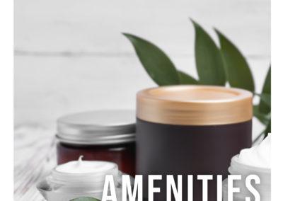 Middle Cast Catalogue Contemporary Linens - Amenities Skincare & Accessories 1