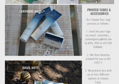 Middle Cast Catalogue Contemporary Linens - Amenities Skincare & Accessories 3