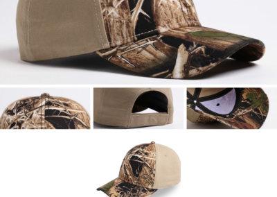 Headwear Catalogue 94 - Acacia Thorn Camo