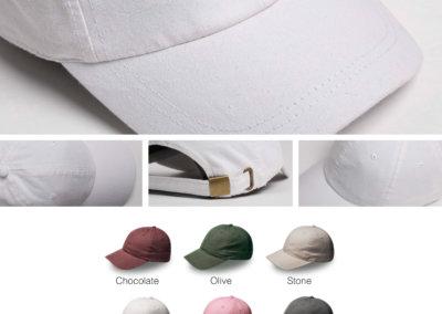 Headwear Catalogue 97 - Tracker Canvas
