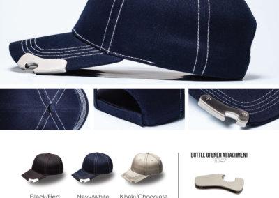 Headwear Catalogue 105 - Bottle Opener Cap