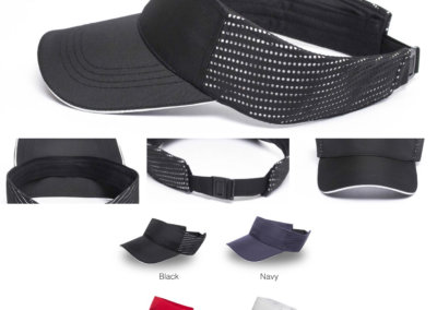 Headwear Catalogue 107 - Rush Tech Visor