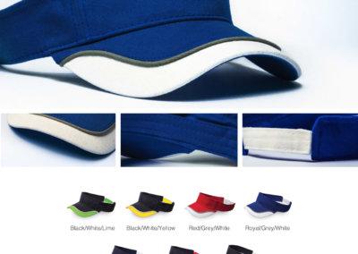 Headwear Catalogue 108 - The Sway Peak
