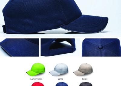 Headwear Catalogue 109 - Sport Tech