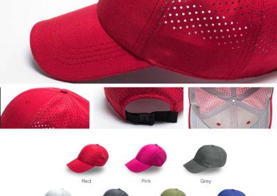 Headwear Catalogue 114 - Laser Airtech