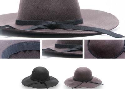 Headwear Catalogue 117 - Felt Trim Sunhat