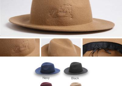 Headwear Catalogue 118 - Felt Manhat