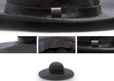 Headwear Catalogue 119 - PU Trim Sunhat