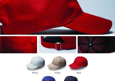 Headwear Catalogue 125 - Executive Ottoman