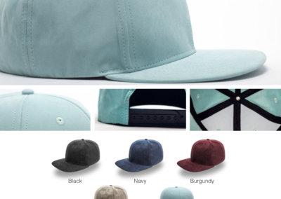 Headwear Catalogue 127 - Laid Back Suede Cap