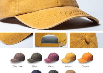 Headwear Catalogue 130 -  Max Wash