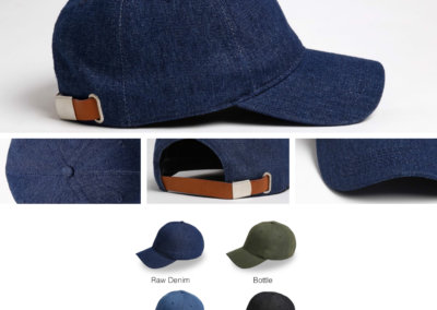 Headwear Catalogue 131 - Fashion Denim