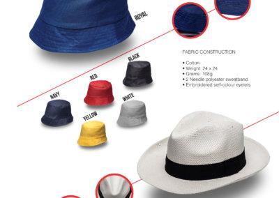 Headwear Catalogue 8 - Bargain Bucket