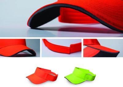 Headwear Catalogue 140 - Twill Lumo Visor
