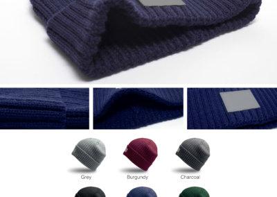Headwear Catalogue 143 - Cuffed Beanie