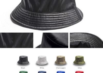 Headwear Catalogue 146 - Satin Bucket Hat