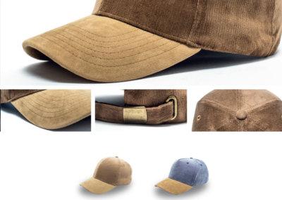 Headwear Catalogue 148 - Fashion Suede