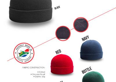 Headwear Catalogue 11 - Promo Cuffed Beanie