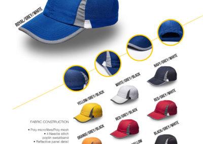 Headwear Catalogue 19 - Performer