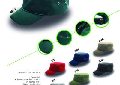 Headwear Catalogue 27 - Active Military