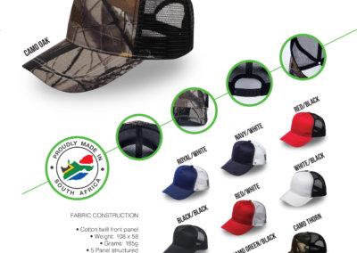 Headwear Catalogue 28 - Mac Trucker