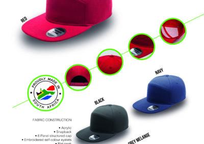 Headwear Catalogue  36 - Horizon Snapback