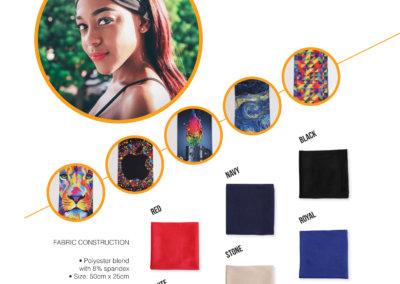 Headwear Catalogue 43 - Multi-Functional Headwear
