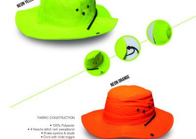 Headwear Catalogue 49 - Safari Wide Brim