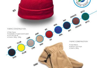 Headwear Catalogue 59 - Polar Fleece Beanie