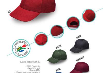Headwear Catalogue 67 - Kids Fade Resistant Cap