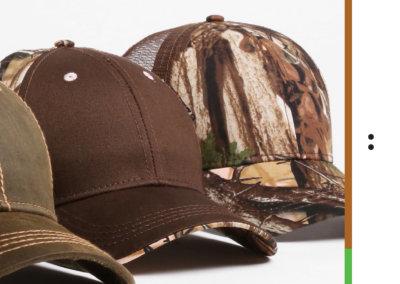 Headwear Catalogue 82- Safari Range