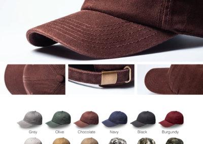 Headwear Catalogue 91 - The Bark
