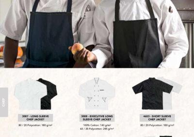 Javlin Workwear Catalogue 8 - Hospitality 1