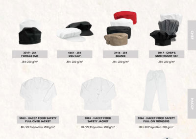 Javlin Workwear Catalogue 9 - Hospitality 2