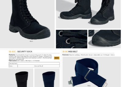 Barron On Workwear Catalogue 97 - Security Barron Protector Boot