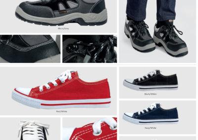 Barron On Workwear Catalogue 103 - Footwear Barron Crusader Safety Shoe