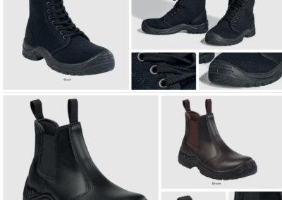 Barron On Workwear Catalogue 104 - Footwear Barron Protector Boot