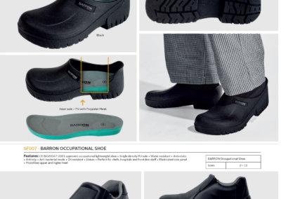 Barron On Workwear Catalogue 105 - Footwear Barron Loafer Clog