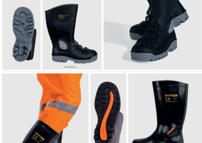 Barron On Workwear Catalogue 108 - Footwear Barron Stimela XP Gumboot