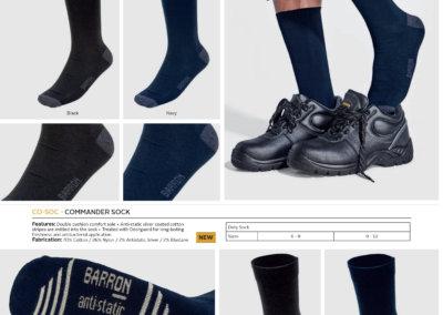 Barron On Workwear Catalogue 109 - Footwear Duty Sock
