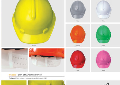 Barron On Workwear Catalogue 112 - Accessories Hard Hat SABS Approved