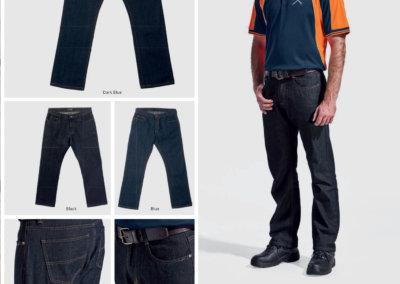 Barron On Workwear Catalogue 120 - Bottoms Barron Workwear Jeans