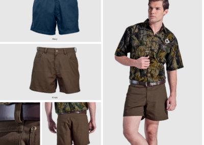 Barron On Workwear Catalogue 123 - Bottoms Safari Shorts