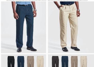 Barron On Workwear Catalogue 125 - Bottoms Poly Cotton Chino