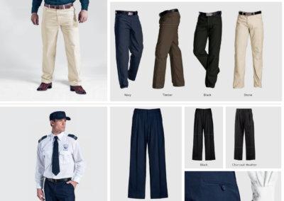 Barron On Workwear Catalogue 126 – Bottoms 5 Pocket Chino