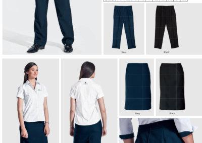 Barron On Workwear Catalogue 127 - Bottoms Men's Statement Classic Pants