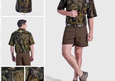 Barron On Workwear Catalogue 131 - Outdoor & Leisure Indestruktible Sniper Bush Shirt